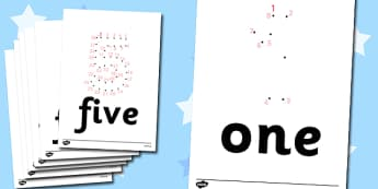 Dot to Dot Numbers (0-5) - dot to dot number o-5, 0-5, dot to dot, numbers, drawing, skills, maths, numeracy, activity,