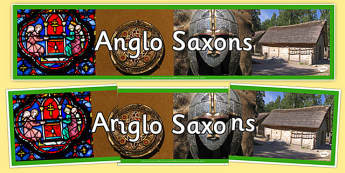 The Anglo Saxons Photo Display Banner - anglo saxons, photo display banner, display banner, banner, photo banner, header, display header, photo header