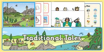 Fairy Tale Display Pack - fairy tale, display pack, display, pack, fairytale