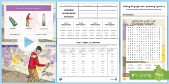 Year 4 Term 3A Week 2 Spelling Pack - y4, spelling test, look say cover write check, spelling rules, activities