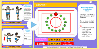 PE Balancing 4 5 6 Years Lesson Ideas PowerPoint 2 - balancing, lesson ideas, lesson plans, powerpoint, lesson plan powerpoint, ideas powerpoint
