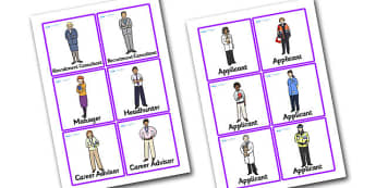 Recruitment Agency Role Play Badges - recruitment agency, role play, badges, role play badges, recruitment agency badges, badges for recruitment agency