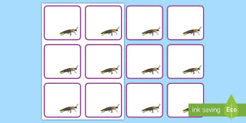 Firefly Themed Editable Drawer, Peg, Name Labels  - Dragonfly Themed Editable Drawer-Peg-Name Labels (Blank) - Themed Classroom Label Templates, Resourc