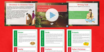 Victorian Christmas Resource Pack - KS3/4 History Christmas Resources, Victorian Christmas, Queen Victoria