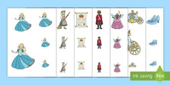 Cinderella Size Ordering - cinderella, size ordering, size, order