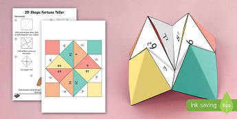 Squared Numbers Fortune Teller Template - 3 Times Table Fortune Teller - 3 times table, times table, times tables, fortune teller, activity, c