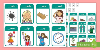 Phase 4 Consonant Blends bl, cl, fl, gl, pl, sl Peg Matching Game - Letters And Sounds, Blend, Decode, Phonics, blends
