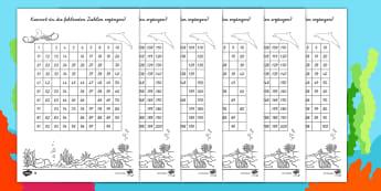 Wunderbar Kindergarten Anzahl Arbeitsblatt 110 Bilder - Arbeitsblatt ...