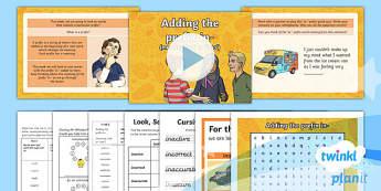 Y4 Autumn T1 W2: in- Prefixes Spelling Pack