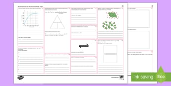 AQA Chemistry GCSE Unit 5.6 Rate of Chemical Change Higher Revision Activity Mat  - Revision, reaction, Surface area, Temperature, Concentration, Catalyst, Graph, review, exam preparat