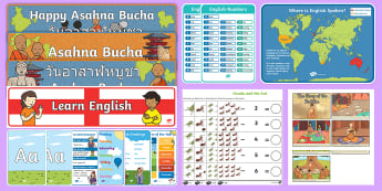 Free Thailand Taster Resource Pack - freebie, sample, taste, test, tester, bumper, Thai