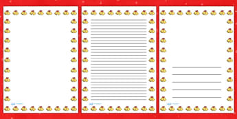 Christmas Bells Portrait Page Borders- Portrait Page Borders - Page border, border, writing template, writing aid, writing frame, a4 border, template, templates, landscape