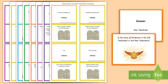 Religious Education Comprehension Question Cards - Y4 Religious Education Comprehension Question Cards, comprehension, reading, ACELY1687, ACELY1692, ,