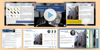 Explore and Critique Existing Designers: Philippe Starck - Product Design, Designers, Explore And Critique, Iterative Design, Philippe Starck
