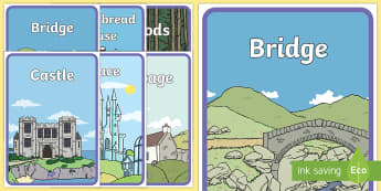 Fairy Tale Settings - - fairy tales, settings, story writing