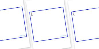 Paris Themed Editable Classroom Area Display Sign - Themed Classroom Area Signs, KS1, Banner, Foundation Stage Area Signs, Classroom labels, Area labels, Area Signs, Classroom Areas, Poster, Display, Areas