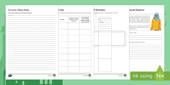 The Experience of Fasting Worksheet / Activity Sheets - Secondary - RE - Islam KS3, Farhana, fasting, personal, timetable, difficulties, hunger, school and
