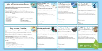 Eröterung Themen Aufgabenstellung Arbeitsblätter - Argumentation, Argumentieren, Argumente, Pro, Kontra, Vorteil, Nachteil,