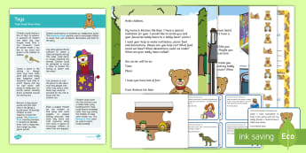 Toys Topic Hook Wow Ideas and Resource Pack - EYFS, Early Years, KS1, Key Stage 1, Topic Started, Wow Activities, Teddy Bear, Doll, jigsaw Puzzle,