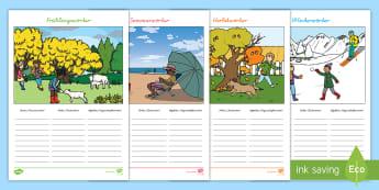 1./2. Klasse Deutsch Primary Resources - Materialien - Page 6