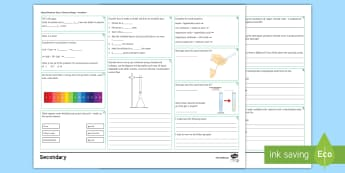 Edexcel GCSE Chemistry Topic 3: Chemical Change Foundation Revision Activity Mat  - electrolysis, anode, cathode, acid, alkali, base, neutralisation,