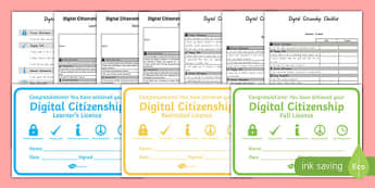 Digital Citizenship Resource Pack
