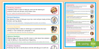 SATs Survival Year 6: Reading Skills Display Poster - VIPERS, SATs Survival Materials Year 6, SATs, assessment, 2017, English, SPaG, GPS, grammar, punctua
