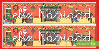 Pancarta: Feliz Navidad - pancarta, Navidad, Feliz, Feliz Navidad, navideño, navideña, mural, exposición