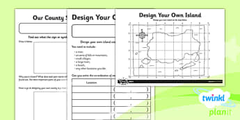 Geography: The UK Year 3 Home Learning Tasks