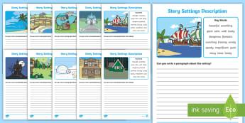 Describing Settings Primary Resources