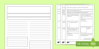 KS2 Newspaper Report Differentiated Prompts and Activity Sheets - non-fiction, reporter, journalist, recount, organisational features of a newspaper report.