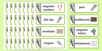 Woodpecker Themed Writing Area Word Cards - woodpecker, writing area, word cards, write