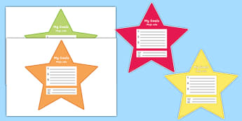 My Goals Pupil Target Stars Polish Translation - polish, my goals, pupil, target, stars, achievement