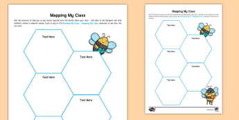 Planning and Information Mapping My Class - Knowing My Class - T