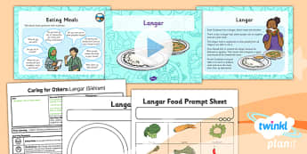 RE: Caring for Others: Langar (Sikhism) Year 1 Lesson Pack 4