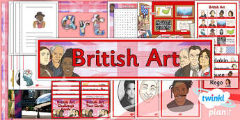 Art: British Art LKS2 Unit: Additional Resources