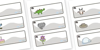 Hippo Themed Editable Drawer-Peg-Name Labels - Themed Classroom Label Templates, Resource Labels, Name Labels, Editable Labels, Drawer Labels, Coat Peg Labels, Peg Label, KS1 Labels, Foundation Labels, Foundation Stage Labels, Teaching Labels