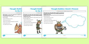 How to train your dragon cressida cowell primary how to train your dragon thought bubble pack ccuart Images