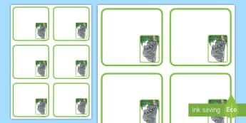 Koala Themed Editable Drawer-Peg-Name Labels (Colourful) - Themed Classroom Label Templates, Resource Labels, Name Labels, Editable Labels, Drawer Labels, Coat Peg Labels, Peg Label, KS1 Labels, Foundation Labels, Foundation Stage Labels, Teaching La