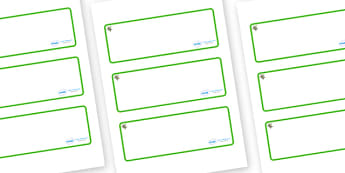 Turtle Themed Editable Drawer-Peg-Name Labels (Blank) - Themed Classroom Label Templates, Resource Labels, Name Labels, Editable Labels, Drawer Labels, Coat Peg Labels, Peg Label, KS1 Labels, Foundation Labels, Foundation Stage Labels, Teaching Label