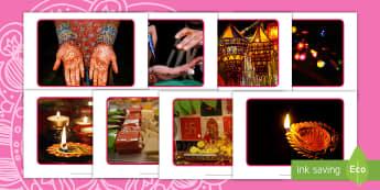 Lluniau Arddangos Diwali - Diwali, diwali, divali, rama and sita, Rama and Sita, RE, Addysg Grefyddol, Yearly Events, Dathliada