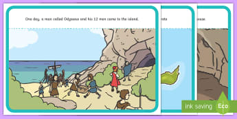 Odysseus and Cyclops Story - Requests SEN - Requests SEN