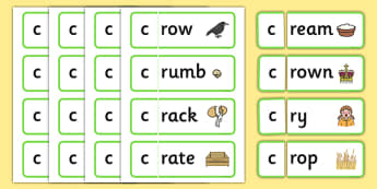 CR Jigsaws - speech sounds, phonology, articulation, speech therapy, cluster reduction, clusters, blends