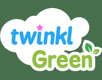 Twinkl Green Logo