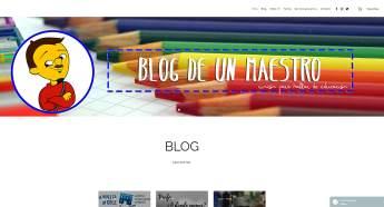 blog de un maestro