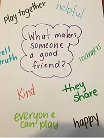What is Friendship? Games and Activities to Help Children to Understand Friendship