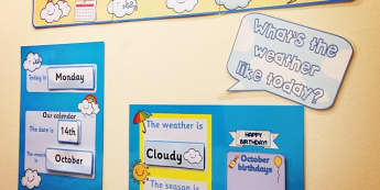 Modern Foreign Languages, Our Calendar, Display, Classroom display, Display, Classroom display , Early Years (EYFS), KS1 & KS2 Primary Teaching Resources