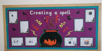 Stories and Tales, Creating a Spell, Witch, Evil, Snakes, Literacy, Display, Classroom Display, Early Years (EYFS), KS1 & KS2 Primary Teaching Resources