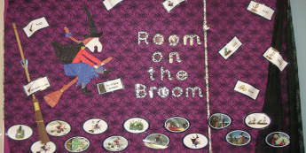 Stories & Tales, Room on the Broom, Books, Reading, Stories, Brooms, Literacy, Classroom Display, Early Years (EYFS), KS1 & KS2 Primary Teaching Resources