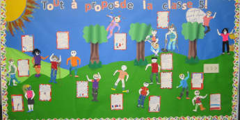 French Display, classroom display, class display, MFL, French, German, Spanish, Modern Foreign Languages, Early Years (EYFS), KS1 & KS2 Primary Resources